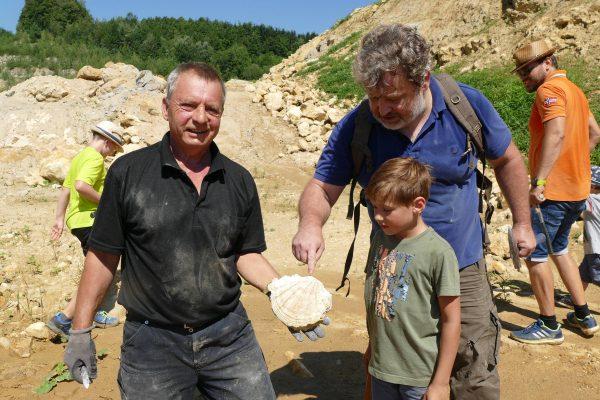 07 Fossilien suchen 600x400 - Veranstaltungen Juli-Oktober 2020