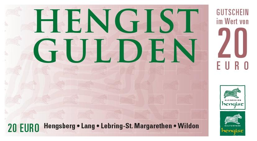 Hengist Gulden 2 - Der Hengist-Gulden
