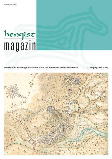 Hengist Magazin Titelseite 1 2015