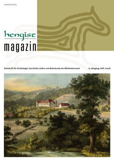 Hengist Magazin Titelseite 1 2016
