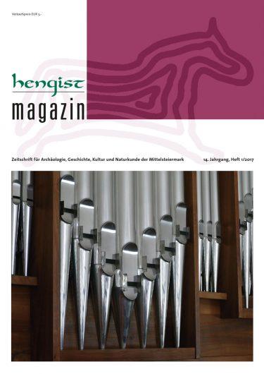 Hengist Magazin Titelseite 1 2017