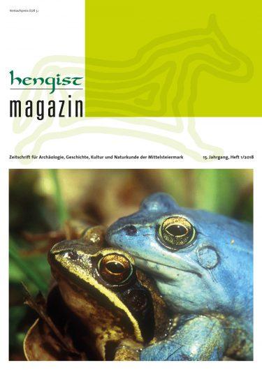 Hengist Magazin Titelseite 1 2018