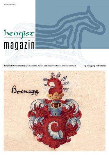 Hengist Magazin Titelseite 2 2016
