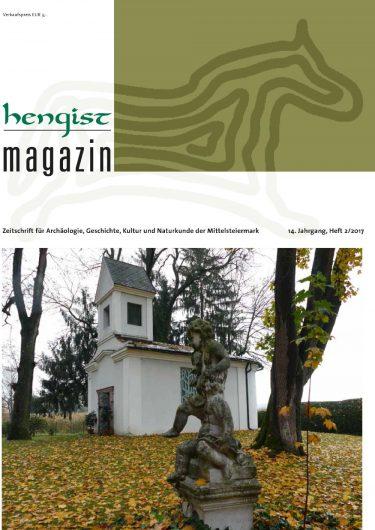 Hengist Magazin Titelseite 2 2017