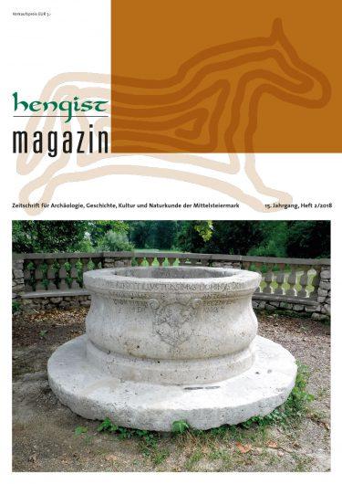 Hengist Magazin Titelseite 2 2018