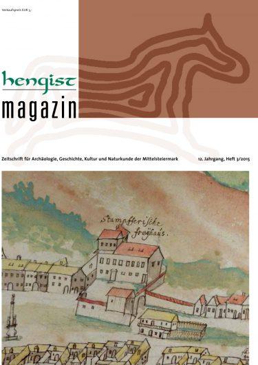 Hengist Magazin Titelseite 3 2015