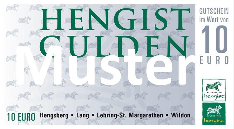 hengist gulden 10euro - Der Hengist-Gulden