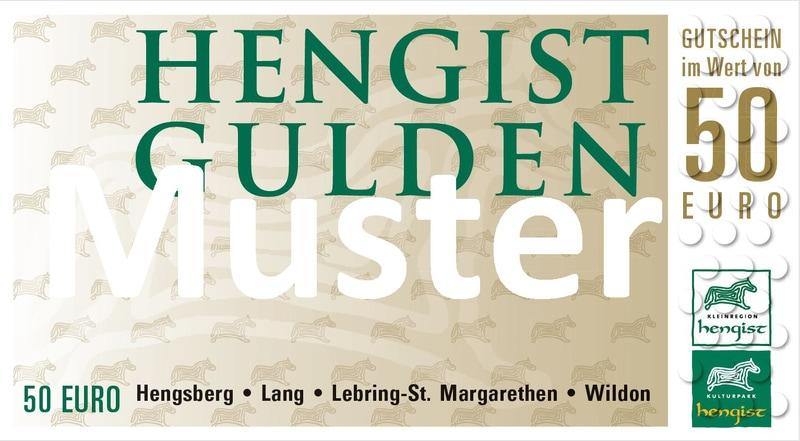 hengist gulden 50euro - Der Hengist-Gulden